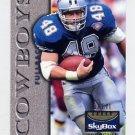 1995 Skybox Premium Football #034 Daryl Johnston - Dallas Cowboys