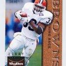 1995 Skybox Premium Football #028 Leroy Hoard - Cleveland Browns