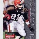 1995 Skybox Premium Football #009 Eric Metcalf - Atlanta Falcons