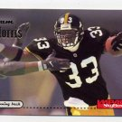 1996 Skybox Impact Football #113 Byron Bam Morris - Pittsburgh Steelers