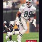 1996 Skybox Impact Football #112 Calvin Williams - Philadelphia Eagles