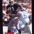 1996 Skybox Impact Football #105 Chester McGlockton - Oakland Raiders