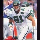 1996 Skybox Impact Football #098 Kyle Brady - New York Jets