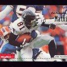 1996 Skybox Impact Football #009 Terance Mathis - Atlanta Falcons
