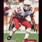 1996 Skybox Impact Football #005 Aeneas Williams - Arizona Cardinals