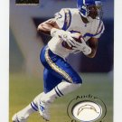 1996 Skybox Premium Football #145 Andre Coleman - San Diego Chargers