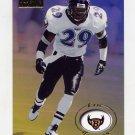 1996 Skybox Premium Football #016 Eric Turner - Baltimore Ravens