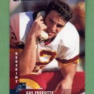 1997 Donruss Football #091 Gus Frerotte - Washington Redskins