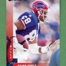 1997 Donruss Football #075 Quinn Early - Buffalo Bills