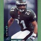 1997 Donruss Football #054 Bobby Taylor - Philadelphia Eagles