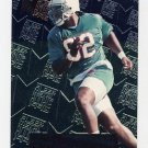 1996 Metal Football #130 Daryl Gardener RC - Miami Dolphins