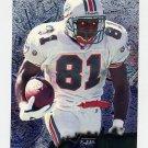1996 Metal Football #067 O.J. McDuffie - Miami Dolphins