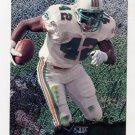 1996 Metal Football #065 Terry Kirby - Miami Dolphins