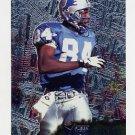 1996 Metal Football #039 Herman Moore - Detroit Lions