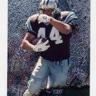 1996 Metal Football #017 Bob Christian - Carolina Panthers
