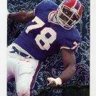 1996 Metal Football #015 Bruce Smith - Buffalo Bills