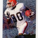 1996 Metal Football #010 Andre Rison - Baltimore Ravens