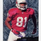 1996 Metal Football #003 Frank Sanders - Arizona Cardinals