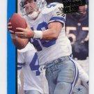 1991 Action Packed All-Madden Football #47 Bill Bates - Dallas Cowboys