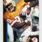 1992 Action Packed Football #261 Lawrence Dawsey - Tampa Bay Buccaneers