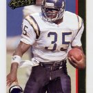 1992 Action Packed Football #231 Marion Butts - San Diego Chargers