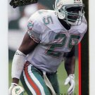1992 Action Packed Football #145 Louis Oliver - Miami Dolphins