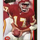 1992 Action Packed Football #112 Steve DeBerg - Kansas City Chiefs