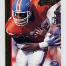 1992 Action Packed Football #070 Simon Fletcher - Denver Broncos