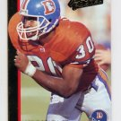 1992 Action Packed Football #068 Steve Sewell - Denver Broncos