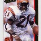 1992 Action Packed Football #032 James Brooks - Cincinnati Bengals