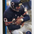 1992 Action Packed Football #027 Tom Waddle - Chicago Bears