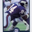 1994 Action Packed Monday Night Football #39 Michael Brooks - New York Giants