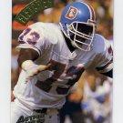 1994 Action Packed Football #029 Simon Fletcher - Denver Broncos