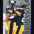 1995 Action Packed Football #114 Charles Johnson - Pittsburgh Steelers