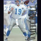 1995 Action Packed Football #113 Scott Mitchell - Detroit Lions