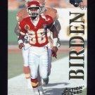 1995 Action Packed Football #097 J.J. Birden - Atlanta Falcons