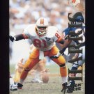 1995 Action Packed Football #096 Jackie Harris - Tampa Bay Buccaneers