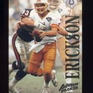 1995 Action Packed Football #081 Craig Erickson - Indianapolis Colts