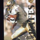 1995 Action Packed Football #069 Mario Bates - New Orleans Saints