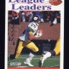 1992 Fleer Football #466 Rod Woodson LL - Pittsburgh Steelers