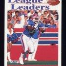 1992 Fleer Football #452 Thurman Thomas LL - Buffalo Bills