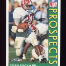 1992 Fleer Football #447 Siran Stacy RC