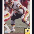 1992 Fleer Football #421 Jim Lachey - Washington Redskins