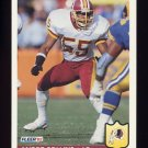 1992 Fleer Football #416 Andre Collins - Washington Redskins