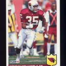 1992 Fleer Football #339 Aeneas Williams - Phoenix Cardinals