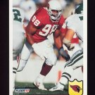 1992 Fleer Football #338 Eric Swann - Phoenix Cardinals