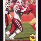 1992 Fleer Football #330 Ken Harvey - Phoenix Cardinals