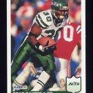 1992 Fleer Football #303 Brad Baxter - New York Jets