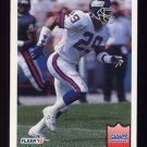 1992 Fleer Football #291 Myron Guyton - New York Giants