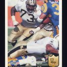 1992 Fleer Football #286 Frank Warren - New Orleans Saints